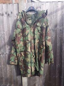 British Army Parka Hunting Shooting Fishing Jacket XXL