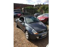 53 reg ford ka convertible full mot