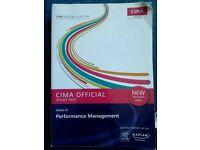 CIMA books