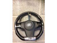 Corsa Vxr steering wheel
