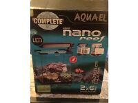 Nanoreef aquarium 30L - comes with heater
