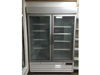 Shop Display Freezer