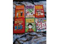 middle school roald Dahl books 2 pounds each