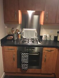 Sunny Two Bed apartment for rent short walk from Newbridge train station