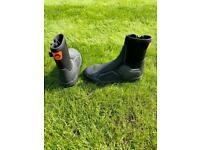 Tribord Junior Wetsuit Boots size EU33/35