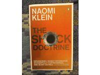 Naomi Klein - The Shock Doctrine.