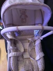 Mothercare bouncer seat