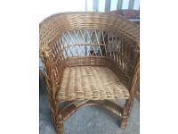 Child's wicker chair - Free