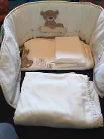 Mothercare loved so much bed in bag