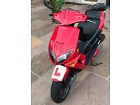 Peugeot Speedfight mk1 100cc