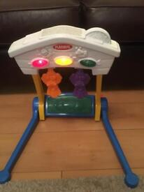 Playskool fold 'n' go kick start gym.