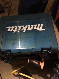Makita empty box for impact driver