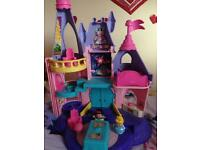 Fisher price little people singing princes castle