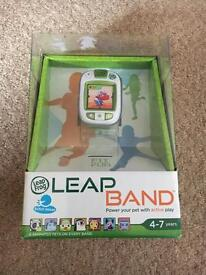 Leap frog leap band