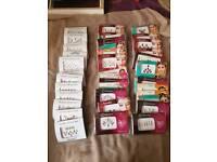wholesale joblot of bindis bridal bindis body stickers festival cochella