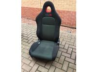 Honda Civic Type R Pre Facelift OEM Bucket Seat & Rail