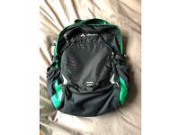 VAUDE cycle 28 black/meadow bike pannier bag