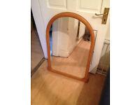 mirror big size