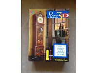 PUZZ 3D JIGSAW Grandfather Clock