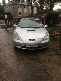 Sell or swap!!!!Toyota celica Vvti sport