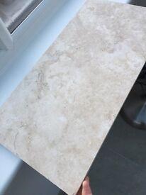 Premium Select Light Honed & Filled 610x305 60x30 29 Square Mtr Travertine Tiles