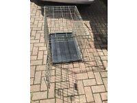 Medium size dog crate / cage
