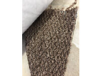 Carpet | remnant | cuts | manmade | colour | chocolate multishades