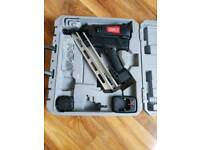 Senco gt65da 15g nail gun with 8000 nails