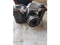 Vintage/old style camera