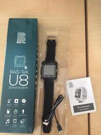Bas-tek u8 smart watch
