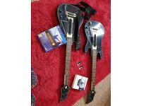 PS4 Guitar Hero Live - Bundle (as new)