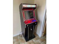 Arcade Machine, Retro Video Game Multigame, £1 Coin Operated