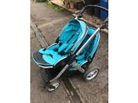 Double Pushchair Oyster Max