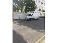 Removals man with van