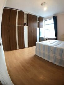 Single and double rooms available in Wembley