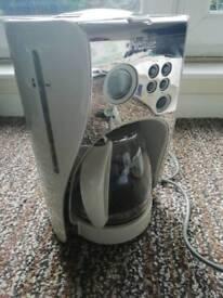 Prestige filter coffee machine