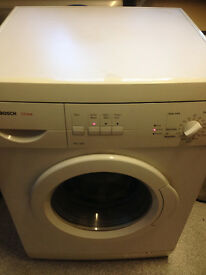 washing machine working order no funny noises can be delivered at cost