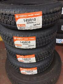 145/80/10C 8PLY BRAND NEW TYRE CHENG SHIN TRAILER TYRE