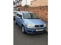 2004 Fiat Punto Dynamic 1.2 AUTOMATIC only 50,000 miles