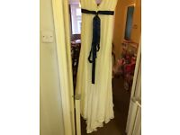 Caroline Castigliano wedding/bridesmaid dress