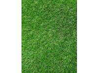 4 square meters of artificial grass