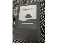 AMAZON KINDLE KEYBOARD - SELLING FOR PARTS