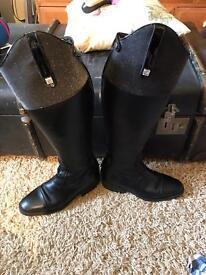De Niro Riding Boots Size 5 ONO