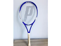 Tennis racket,quick sale at only £10,I have some other rackets too both kids & adults,ring 4 details