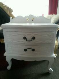 Chest of drawers rococo baroque french