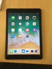 Apple iPad 9.7 32gb space gray 2017 apple care november