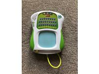 Leapfrog numbers and alphabet toy