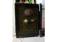 Free standing Safe Samuel Withers & Co Ltd with key