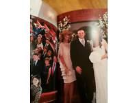 """Jourdan"" wedding outfit"