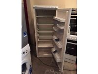 White BOSCH EXXCEL Very Nice Tall Fridge Fully Working Order